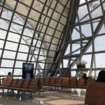 激混み!スワンナプーム空港